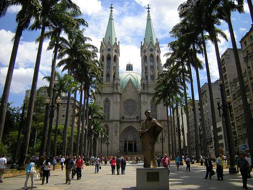 Photo of Catedral, Praça da Sé, São Paulo