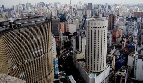 Photo of Edifício COPAN in São Paulo