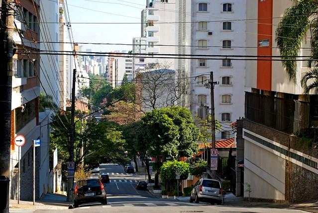 Street, Jardins, São Paulo, Brazil
