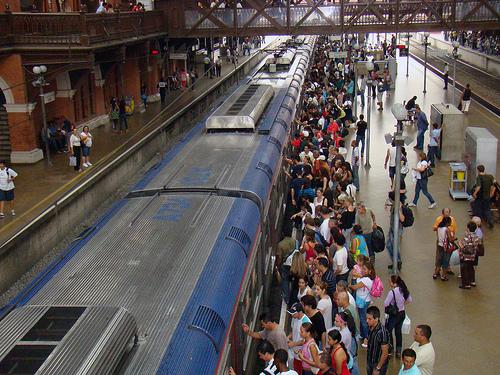 Photo of São Paulo, Estação da Luz