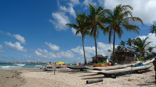 Photo of Itapua Beach in Salvador da Bahia, Brazil