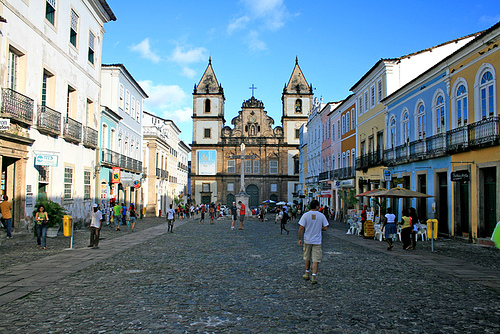 Photo of Largo de Sao Francisco in Salvador