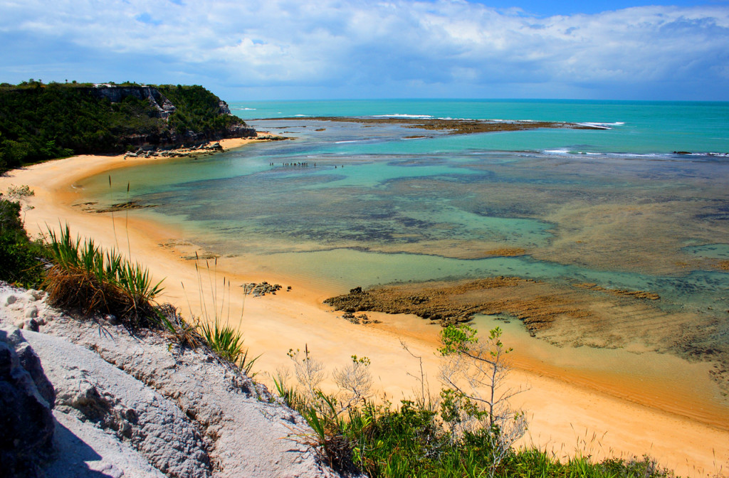 Photo of Praia do Espelho, between Trancoso and Caraiva