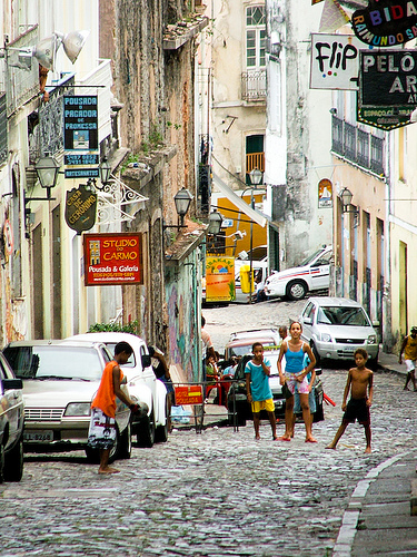 Photo of Salvador da Bahia