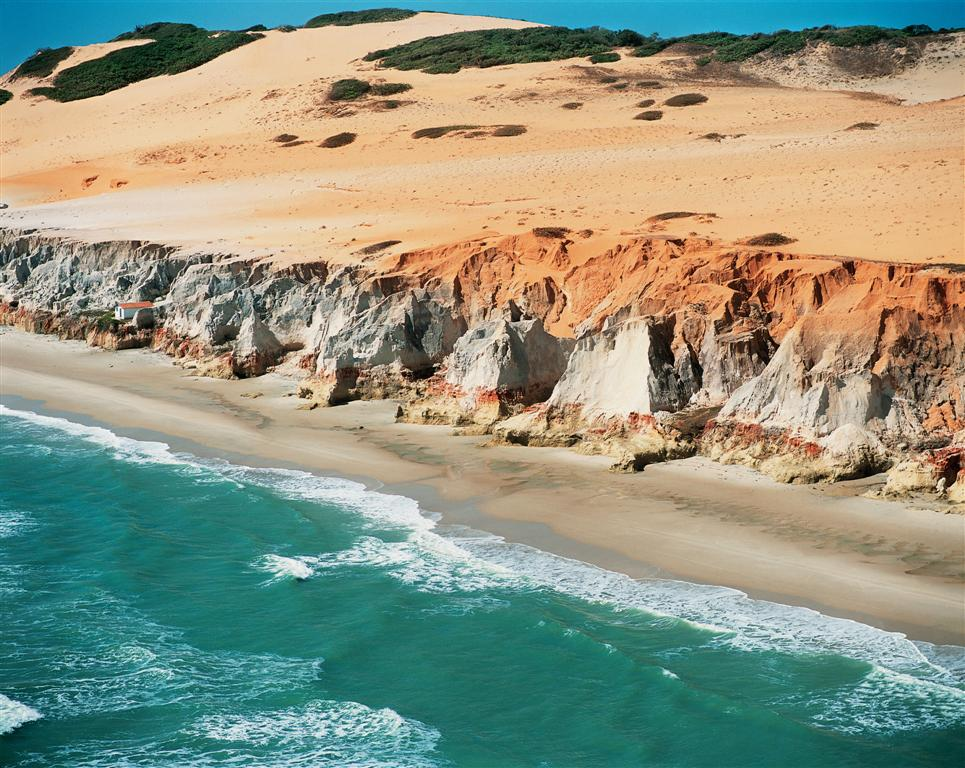 Photo of Canoa Quebrada, The Beach