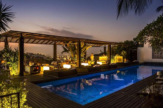 Pool, Santa Teresa Hotel RJ - MGallery, Santa Teresa, Rio de Janeiro, Brazil