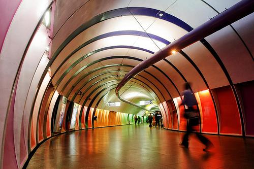 Photo of Metro Arco Verde Station in Rio de Janeiro