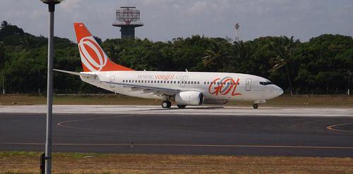 A photo of GOL, Boeing 737-800 em Salvador, Bahia