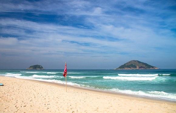 Grumari Beach, Rio de Janeiro