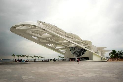 Museu do Amanha (Museum of Tomorrow), Rio de Janeiro