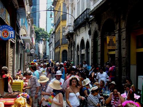 Travessa do Comercio, Praca XV de Novembro, Rio de Janeiro
