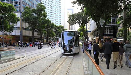 VLT Vehicle on Light Tracks Rio de Janeiro