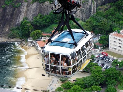 Photo of Praia Vermelha in Rio de Janeiro