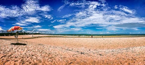 Trancoso Beach