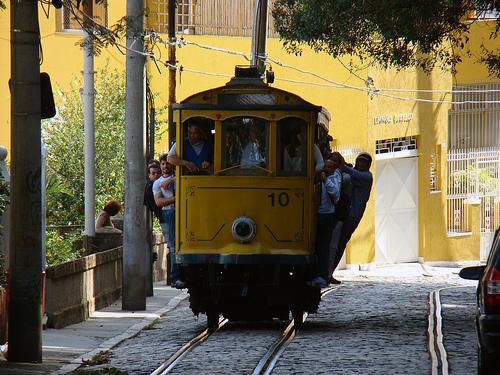 Photo of Bondinho, Santa Teresa, Rio de Janeiro