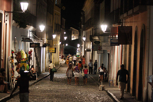 Photo of Salvador da Bahía, Pelourinho