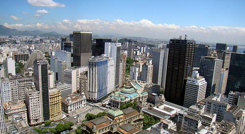 Photo of Centro and Catedral Metropolitana in Rio de Janeiro