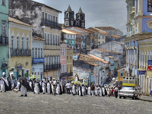 Salvador da Bahía, Largo do Pelourinho