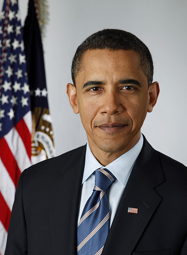 Photo of The President Barack Obama
