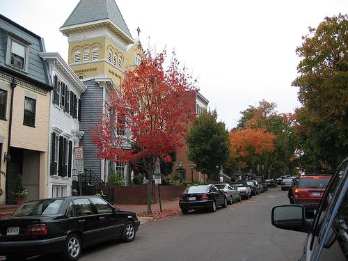 Photo of Georgetown in Washington, D.C.