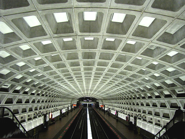 Metro Station, Washington, D.C.
