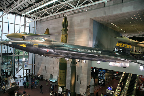 Photo of National Air and Space Museum in Washington, D.C.