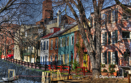 Georgetown in Washington DC
