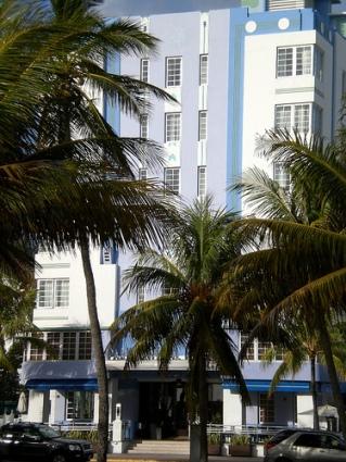 Ocean Drive, Art Deco District, SoBe, Miami Beach, Florida