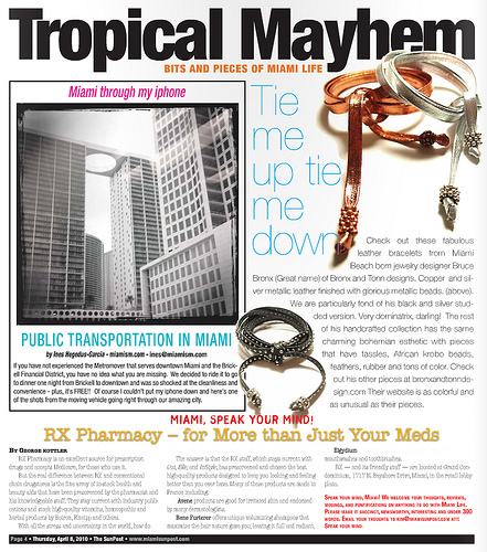 Tropical Mayhem!