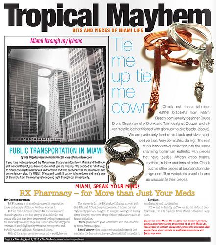 Tropical Mayhem!