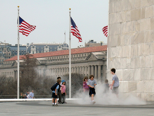 Photo of National Mall in Washington, D.C.