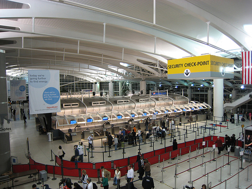 Photo of JFK Airport Terminal 1