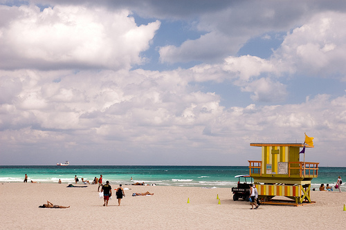Photo of South Beach, Miami