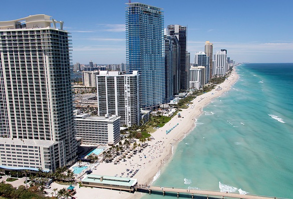 Sunny Isles, North Miami Beach, Miami, Florida