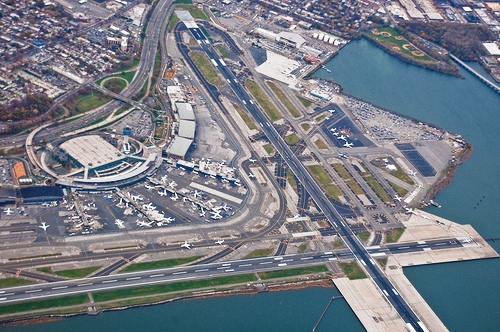 Photo of La Guardia Airport, Queens, New York