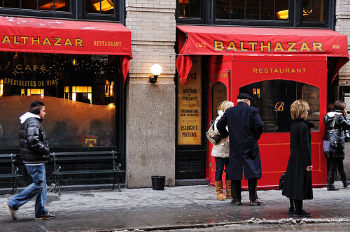 New York, Balthazar