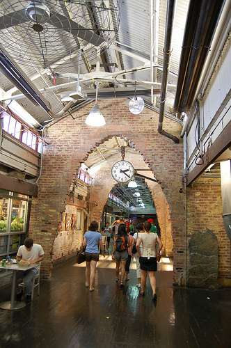 New York, Chelsea Market