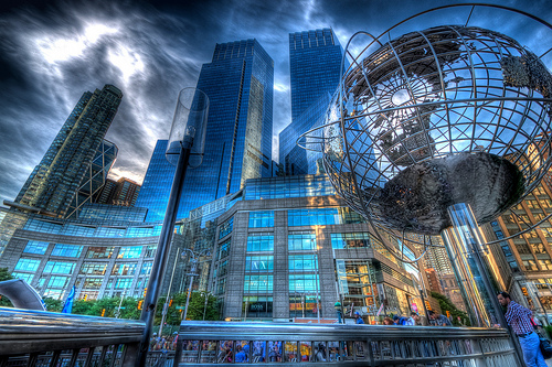 Photo of Columbus Circle, Manhattan, New York
