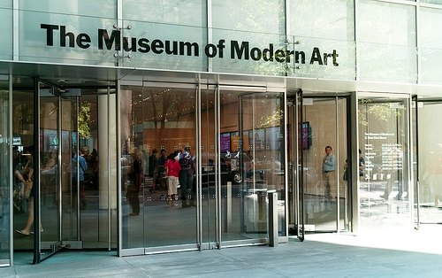 MoMA, The Museum of Modern Art, New York