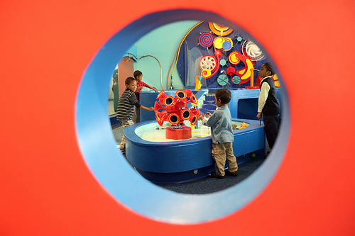 A Photo of Brooklyn Children's Museum, New York
