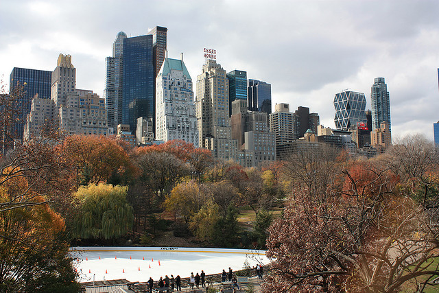 Photo of Central Park in New York
