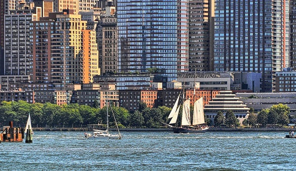 Clipper City Sail Boat Cruise, New York