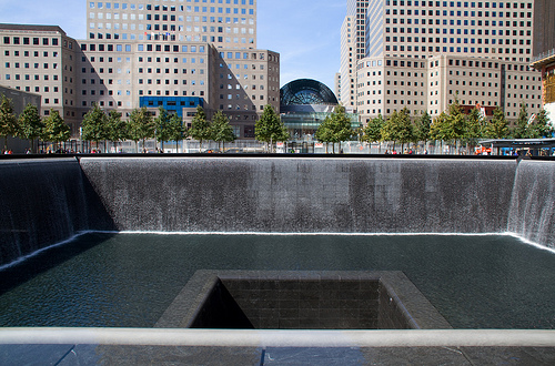 Photo of 9/11 Memorial, WTC, New York
