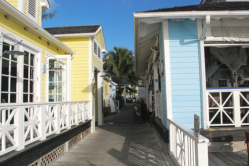 Photo of Dunmore Town, Harbour Island, The Bahamas