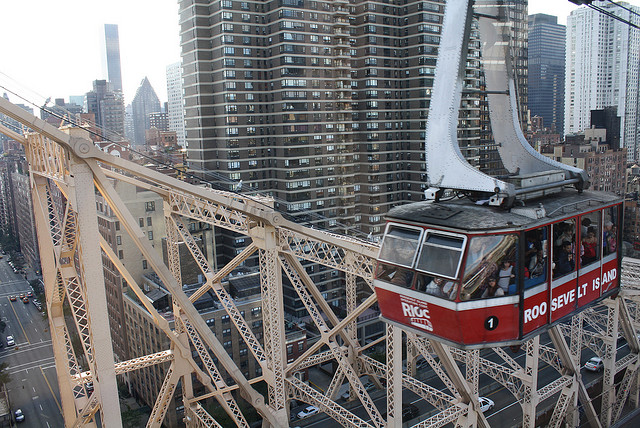 Photo of Roosevelt Island Tram, New York