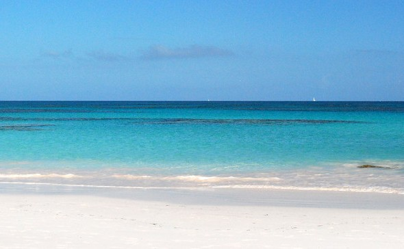 Pink Sand Beach, Harbour Island, The Bahamas