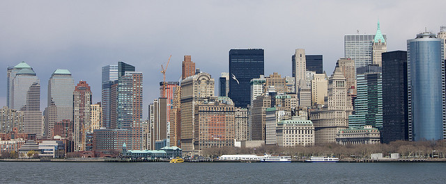 Photo of Lower Manhattan, New York
