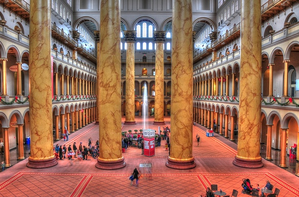 National Building Museum, Washington D.C.