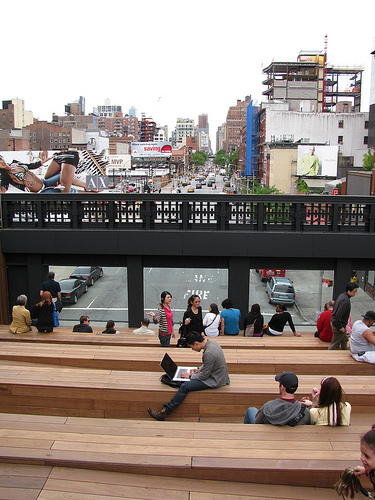 Photo of The High Line, New York