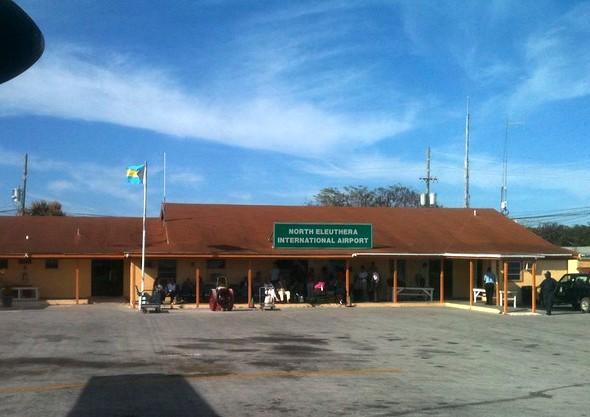 North Eleuthera Airport, Eleuthera, The Bahamas
